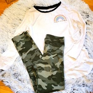 Old Navy Girl's Back to School Outfit | Size M